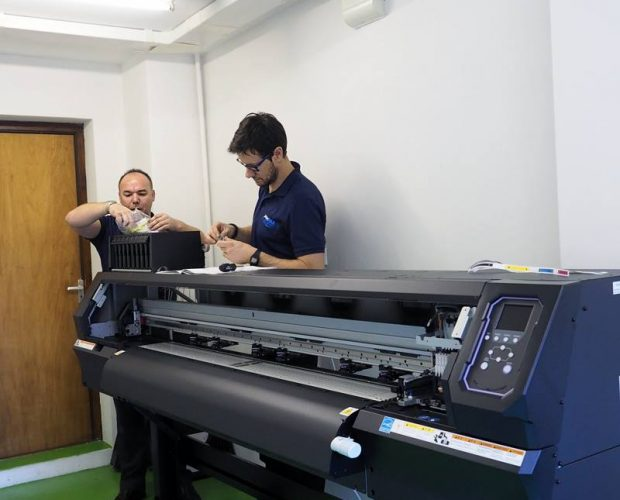 Simon & Shane Printer Setup -Precise Installation