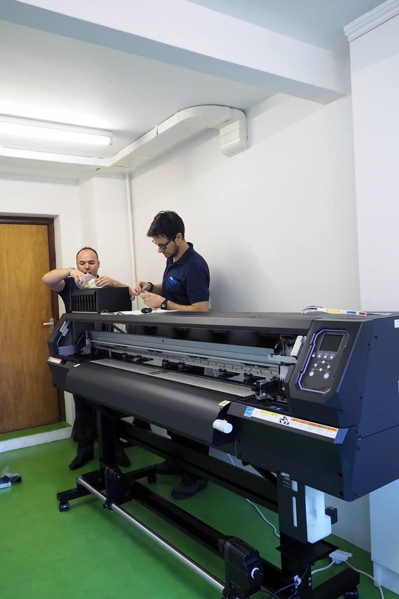 Simon & Shane Printer Setup -Precise Installation