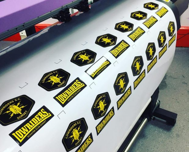 Lowriders stickers