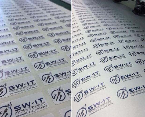SW-IT Promo Stickers