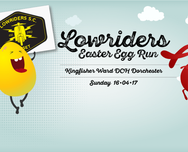 Lowriders Easter Egg Run