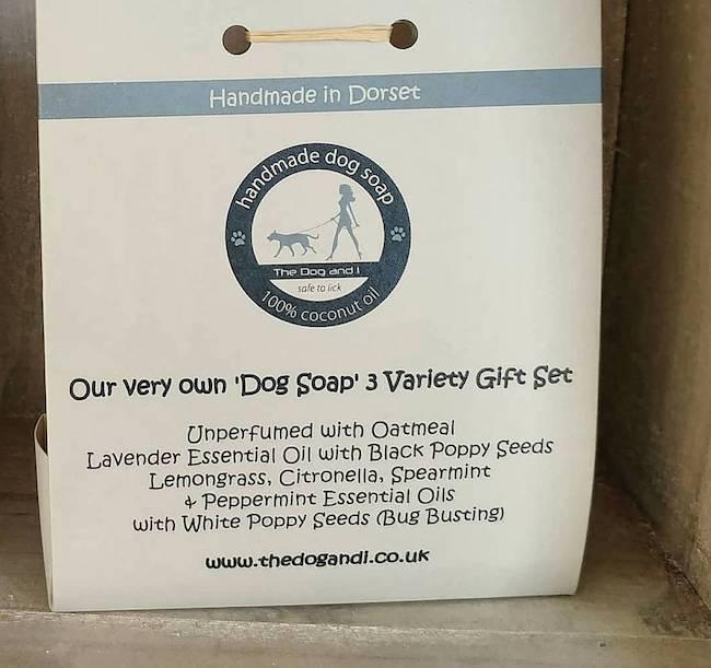 Dog Soap 3 Variety