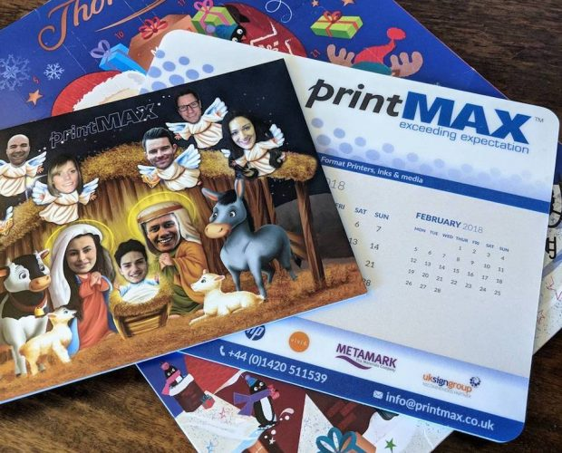 PrintMax Advent calendar
