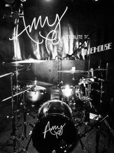 Amy Winehouse Drumskin