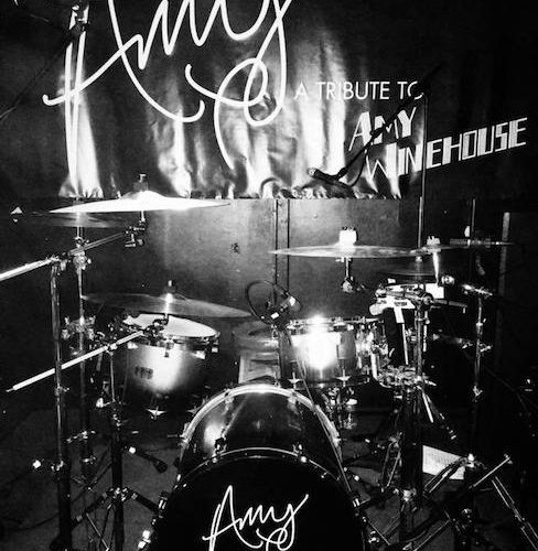 Amy Winehouse Drumskin