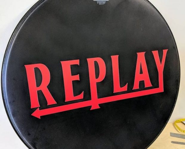 Replay Drumskin