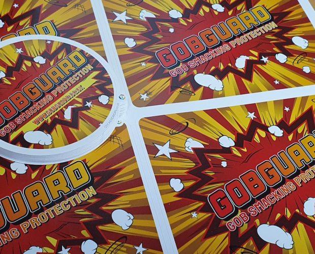 GobGuard Stickers