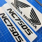 Honda Decals
