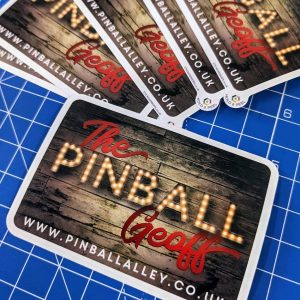 Pinball Geoff